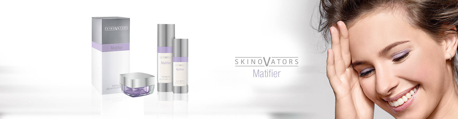 Your brand name or label on Matifier Private Label Cosmetics German Manufacturer