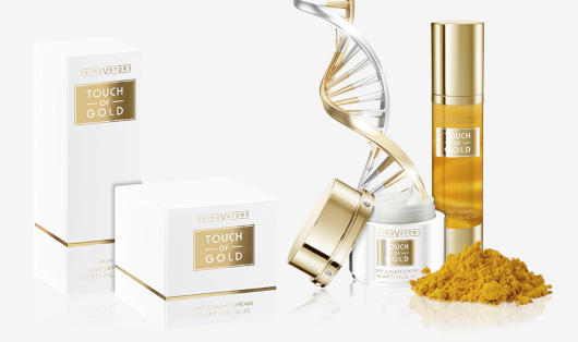 Touch of Gold Private Label Cosmetic Germany