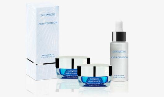 Private Label Cosmetic oem Skinovators Anti Pollution