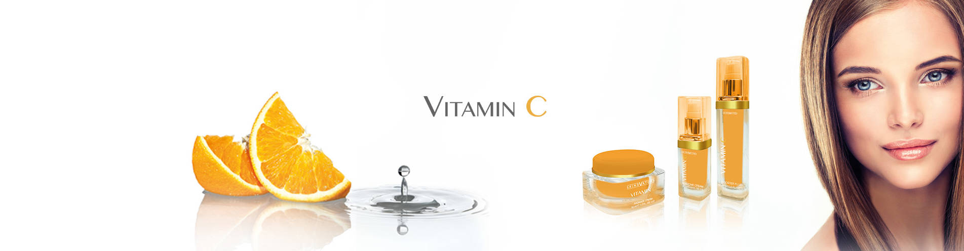 Your brand name or label on Vitamin C cosmetic Private Label Cosmetics German Manufacturer