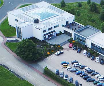 KLAPP and skinovator headquater in germany